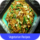 Vegetarian Recipes by melanie app