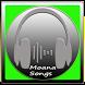 Moana Movie Soundtrack by Basigageh