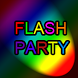 Flash Party Strobe Light Lite by Shahar Benshi