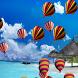 3D Hot Balloon by KETIAPP