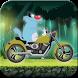 Crazy Motorbikes Adventures with Oggy