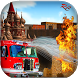 Temple City Rescue Fire Truck by RedC Game Studio