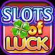 Slots of Luck Free 777 Casino by Tap Slots Free Casino Slot Machines