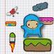 Sketch Jumper Platformer Game by GYO Solutions SA de CV