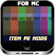 Item PE Mods For MC by TRW Studios