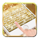Golden Sexy Love Keyboard by Launcher and Keyboard Theme Design