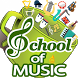 School Of Music by Walkin' Holiday