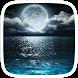 Blue Moonlight Sky Theme by yuqingtheme