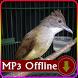 Suara Burung Kapas Tembak Offline untuk Masteran