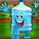 Bottle Mineral Water Factory – Delivery Truck by Cooking Club