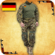 German Army Suit photo editor 2017 by Logindroids