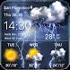 Thunder Storm Weather & Temperature Tracker by Weather Widget Theme Dev Team