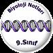 9. Sınıf Biyoloji Ders Notları by Ruhat Can Secereli