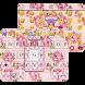 Perfume Emoji Keyboard Theme by Keyboard themes