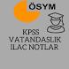 KPSS Vatandaslik Notları by MyBigTeam