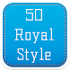 50 Royal Fonts Style by Fancy Font For U