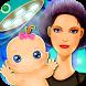 Newborn Baby Sister Birth by Unit M Games