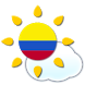 Weather Colombia by Rudy Huang