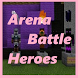 Arena Battle Mod MCPE by alstaxbig games