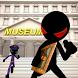Stickman Museum Robbery Escape by GENtertainment Studios
