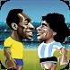 Soccer Flick by Soccer Football