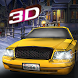 Christmas Airport Taxi Driver by Social Ink Studio