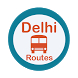 Delhi Bus Routes by UWeMo Applications