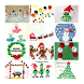 Christmas crafts by mobile love