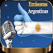 Emisoras de Radios Argentinas by Avengers Apps