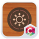 Wooden C Launcher Theme by Best Themes Workshop