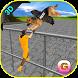 Flying Police Dog Prison Break by TheGaminators!
