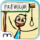 Hangman Hero PREMIUM by mobivention apps