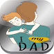 Father's Day Greeting HD eCard by Synergy Business Consultant