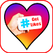 Like by HashTags for instagram by HasDev APPs