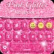 Pink Glitter Keyboard by Thalia Spiele und Anwendungen