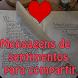 MENSAGENS DE SENTIMENTOS PARA COMPARTIR by Entertainment LTD Apps