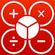 Fraction calculator by Intemodino Group s.r.o.