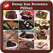 62 Resep Kue Brownies Pilihan by meydroid