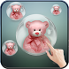 Teddy in Bubble LiveWallpaper by RSOFT Apps