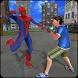 Super Hero VS Gangster City Battle by Super Heroes Game Studios