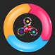 Candy Spinner Fidget Rush by Toon Games Zone