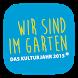 Wir sind im Garten by Stadt Osnabrück