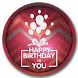 Happy Birthday Wishes Free by Droid Infotech