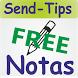 Send-Tips Notas