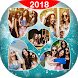 Photo Collage Maker with Scrapbook & Mirror