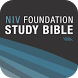 NIV Foundation Study Bible by Tecarta, Inc.