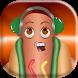 Dancing Hotdog - The Floor is Lava F G by Princess Girls