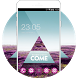 Inspire Wallpapers: Purple Lavender Flower Theme by Mobo Theme Apps Team