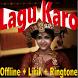 Lagu Karo (Mp3 offline + Lirik + Ringtone)