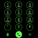 THEME i 8 GREEN B FOR EXDIALER by Tak Team Studio